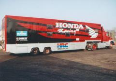 SEC Racing Trailer MX 13500 Honda