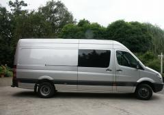 SEC Service Van 6940