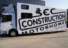 SEC Motorhome L - Large workshop