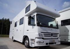 SEC Motohome L MX 8500