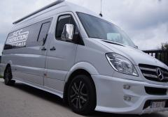 Sprinter exclusive luxe camper - SEC Construction - Tuning sprinter
