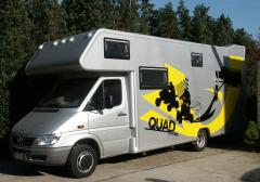 SEC Motorhome M Quad 7245