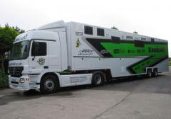 SEC Semi-Trailer MX 13500