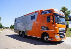 SEC MOTORHOME SLIDE OUT DAF FX