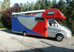 SEC Motorhome M MX-7000