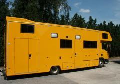 SEC Motorhome L Quad 8750