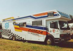 SEC Motorhome XL MX 11000 Slide Out